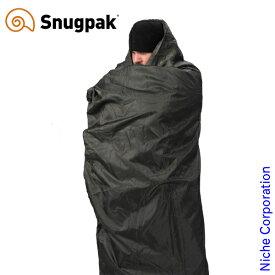 スナグパック ジャングルトラベル ブランケット ブラック SP10021BK アウトドア 肌掛け キャンプ Snugpak お1人様2点限り