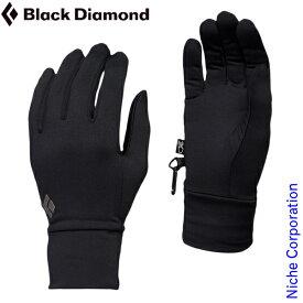 ブラックダイヤモンド ライトウェイト スクリーンタップ BD77320 手袋 グローブ