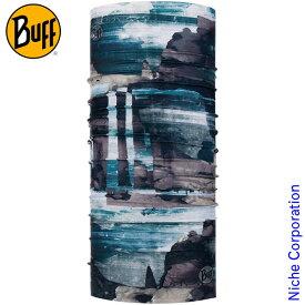 BUFF ネックウォーマー COOLNET UVプラス HARQ STONE BLUE 350992 スポーツ カジュアル アクセサリー