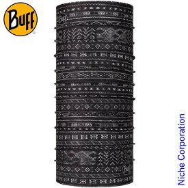 BUFF ネックウォーマー COOLNET UV+ SADRI BLACK 386557 スポーツ カジュアル アクセサリー