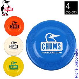チャムス フライングディスク ブービーフェイス CH62-1487 キャンプ用品 フリスビー