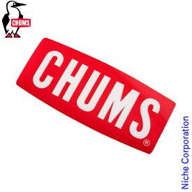 チャムス カーステッカーボート ロゴラージ CH62-1187-0000-00 車 キャンプ用品