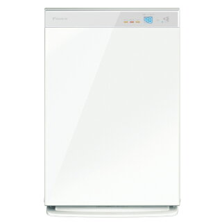 ダイキン加湿ストリーマ空気清浄機ホワイトMCK70X-W花粉対策製品認証加湿空気清浄機31畳加湿器花粉ペットホコリニオイ脱臭PM2.5