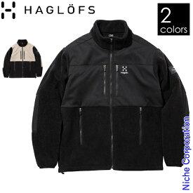 ホグロフス コンビネーション フリース ジャケット ユニセックス 941512 ウェア アウター