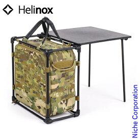 ヘリノックス タクティカル フィールドオフィス M マルチカモ 19755019019005 アウトドア バッグ テーブル キャンプ用品