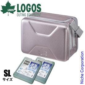 ロゴス ハイパー氷点下クーラー・SL+倍速凍結・氷点下パックXL×2個 3点セット LGS0-R16BJ002 クーラーボックス キャンプ用品