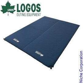 ロゴス (高密弾力)70セルフインフレートマットDUO (2020 LIMITED) 72884142 限定品 寝袋 シュラフ キャンプ用品