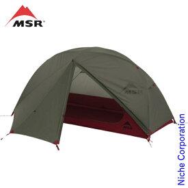 \最大1,000円OFFクーポン配信中/MSR ( エムエスアール ) エリクサー1 グリーン 37031 アウトドア テント ドーム型