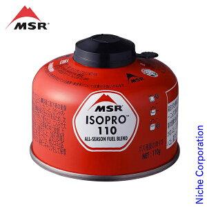 MSR ( エムエスアール ) イソプロ 110 36927 アウトドア ガス OD缶