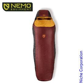 ニーモ・イクイップメント テンポ 50 NM-TMP-M50 シュラフ マミー型 men's