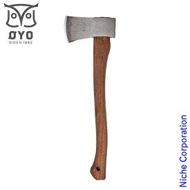OYO ヴォル OY007 斧 大型 手斧 枝払い キャンプ アウトドア 薪割り