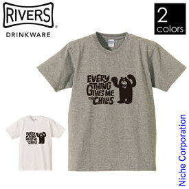 RIVERS それがいいTシャツ ベアA T-SOBEA アウトドア ウェア