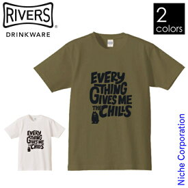 RIVERS それがいいTシャツ ベアB T-SOBEB アウトドア ウェア