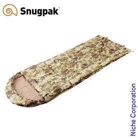 スナグパック マリナー スクエア ライトジップ テレインカモ SP14622TPC アウトドア シュラフ キャンプ 寝袋 Snugpak