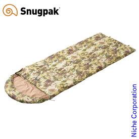 スナグパック マリナー スクエア レフトジップ テレインカモ SP14639TPC アウトドア シュラフ キャンプ 寝袋 Snugpak