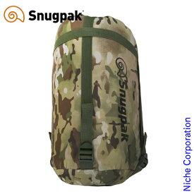 スナグパック コンプレッションサック M テレインカモ SP14691TPC アウトドア 収納 ケース キャンプ Snugpak