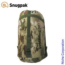スナグパック コンプレッションサック S テレインカモ SP14714TPC アウトドア 収納 ケース キャンプ Snugpak