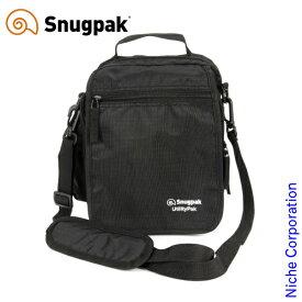 スナグパック ユーティリティバッグ ブラック SP0004BK-UT アウトドア バッグ 収納 キャンプ Snugpak nocu