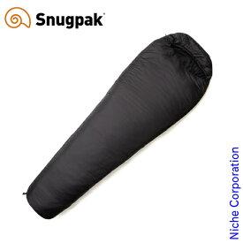 スナグパック タクティカル2 ライトジップ ブラック SP40025BK アウトドア シュラフ キャンプ 寝袋 Snugpak