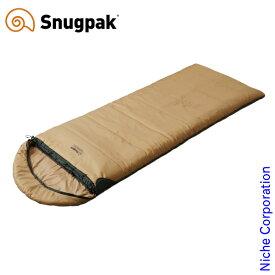 スナグパック ベースキャンプ スリープシステム デザートタンxオリーブ SP15704DO 寝袋 シュラフ Snugpak
