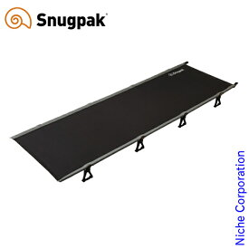スナグパック コット ブラック SP15612BK キャンプ コンパクト【お一人1点限り】 Snugpak お1人様1点限り