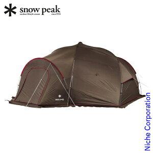 スノーピーク アメニティドームエルフィールド AD-020 テント 5人用 6人用 キャンプ用品 お1人様1点限り