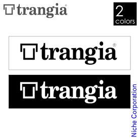 トランギア ステッカー S TR-ST1