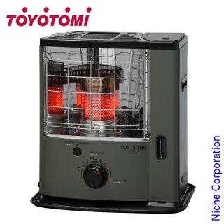 トヨトミポータブル石油ストーブRS-GE23GオリーブRS-GE23G