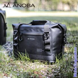ANOBA(アノバ) ブリザードソフトクーラー 10L AN028 防水 クーラーバッグ