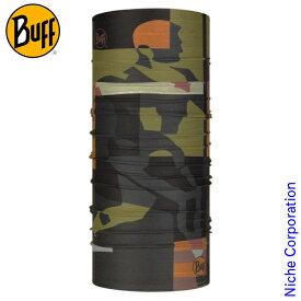 BUFF COOLNET UV+ RETRO MULTI 427137 バフ ネックウォーマー ネックカバー 紫外線対策 UVカット レディース メンズ スポーツ バイク 登山 抗菌