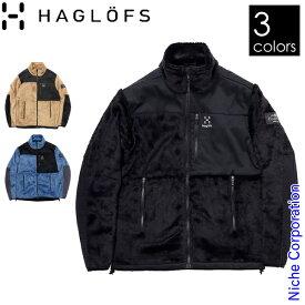 ホグロフス コンビネーションハイロフトジャケット ユニセックス 041502 ウェア アウター フリースジャケット