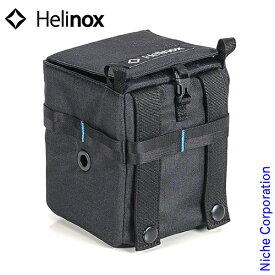 ヘリノックス ストレージボックス XS 1822253-BK ギア収納 アウトドア キャンプ キャンプ用品