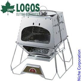 ロゴス THE KAMADO EMiwa 81064160 焚き火 グリル キャンプ用品