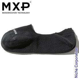エムエックスピー デオドラント フットカバー ユニセックス MS59301 靴下 消臭
