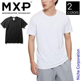 エムエックスピー ファインドライ ショートスリーブクルー メンズ MX10101 クルーネック Tシャツ
