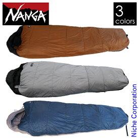 ナンガ 寝袋 限定カラー アプローチ シンセティックファイバー600 APSF600 キャンプ NANGA シュラフ マミー型