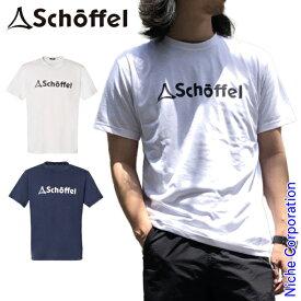 Schoffel(ショッフェル) トランスアクアTシャツ PT5 ユニセックス 5046909 ロゴTシャツ