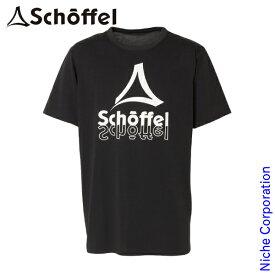 Schoffel(ショッフェル) リサイクルハーフスリーブTシャツ ミラー柄 8046146 ウェア Tシャツ 半袖