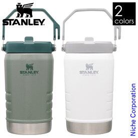 スタンレー アイスフローフリップストロー真空ジャグ1.1L 09996 水筒 ボトル 保冷専用
