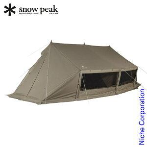 スノーピーク グランベルク M TP-781 お1人様1点限り キャンプ用品 シェルター テント 3人〜 4人 5人用 ファミリーテント 2ルーム