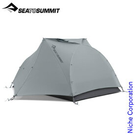 シー トゥ サミット テロスTR2テント ST87005-001 テント ドーム型テント 2人用 グレー