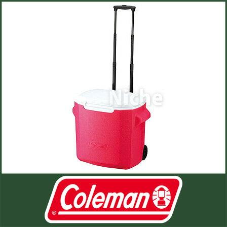 コールマン ホイールクーラー/28QT(ピンク) [ 2000010028 ] [ Coleman コールマン クーラーボックス ] クーラー ボックス