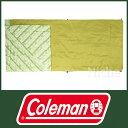 ◆4/27までクーポン◆コールマン コージースリーピングバッグ/C15(ライムグリーン) [ 2000016932 ][nocu]
