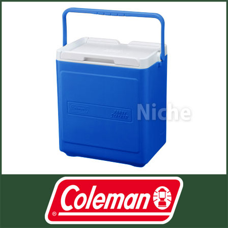 コールマン パーティースタッカー/18QT(ブルー) [ 3000001322 ] [ Coleman コールマン | クーラーボックス コールマン ] クーラー ボックス
