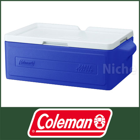 コールマン パーティースタッカー/25QT(ブルー) [ 3000001326 ] [ Coleman コールマン クーラーボックス ] クーラー ボックス