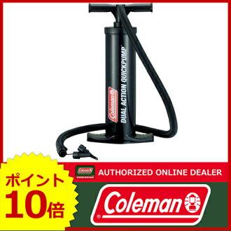 콜맨 듀얼 액션 퀵 펌프 [170-6829] [Coleman 콜맨 펌프  에 어 매트에 어 베드 비닐 풀 관련 상품] [P10]