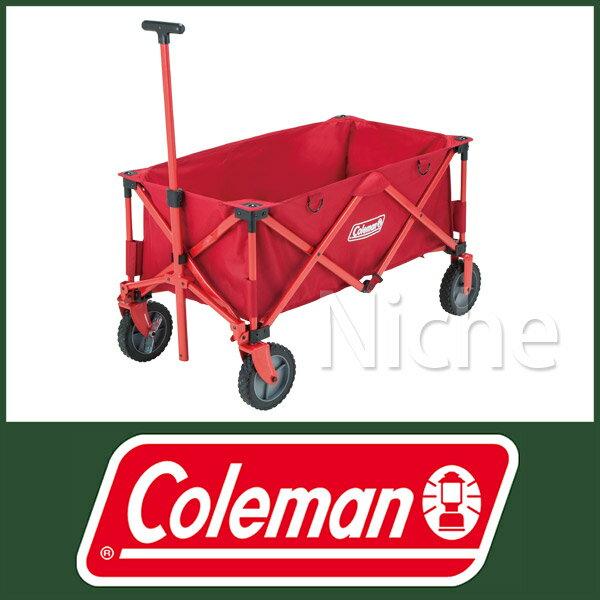 コールマン アウトドアワゴン 2000021989 カート 送料無料 キャンプ用品