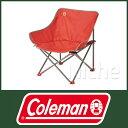 ◆4/27までクーポン◆コールマン(Coleman) キックバックチェアST (レッド) [ 2000021990 ][nocu]
