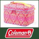 ◆5/25までクーポン配布中◆コールマン クーラーバッグ/4L (フォリッジ/ピンク) [ 2000022231 ][nocu] 運動会 保冷バ…