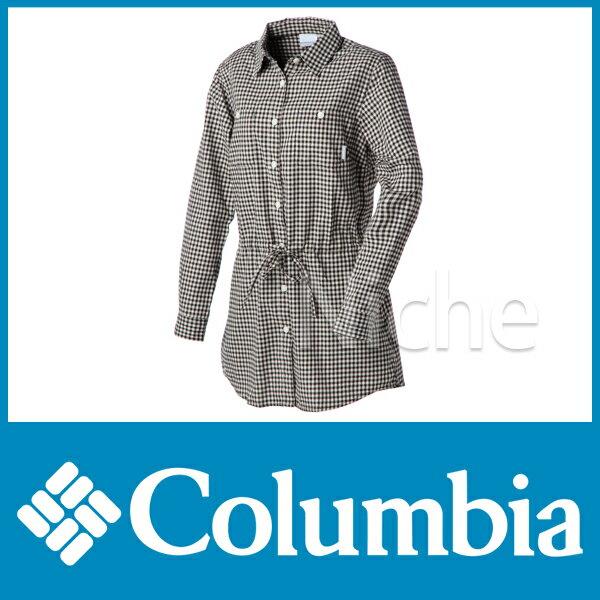 コロンビア ヘルムケンフォールズウィメンズシャツ Black [ PL7874-010 ]